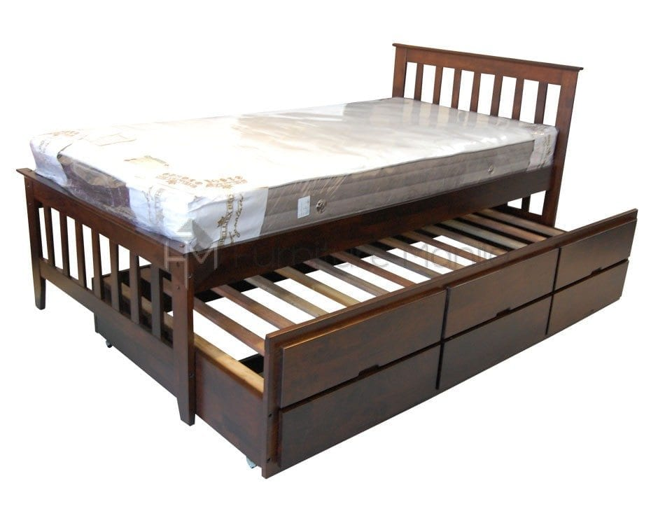Galvin Trundle Bed