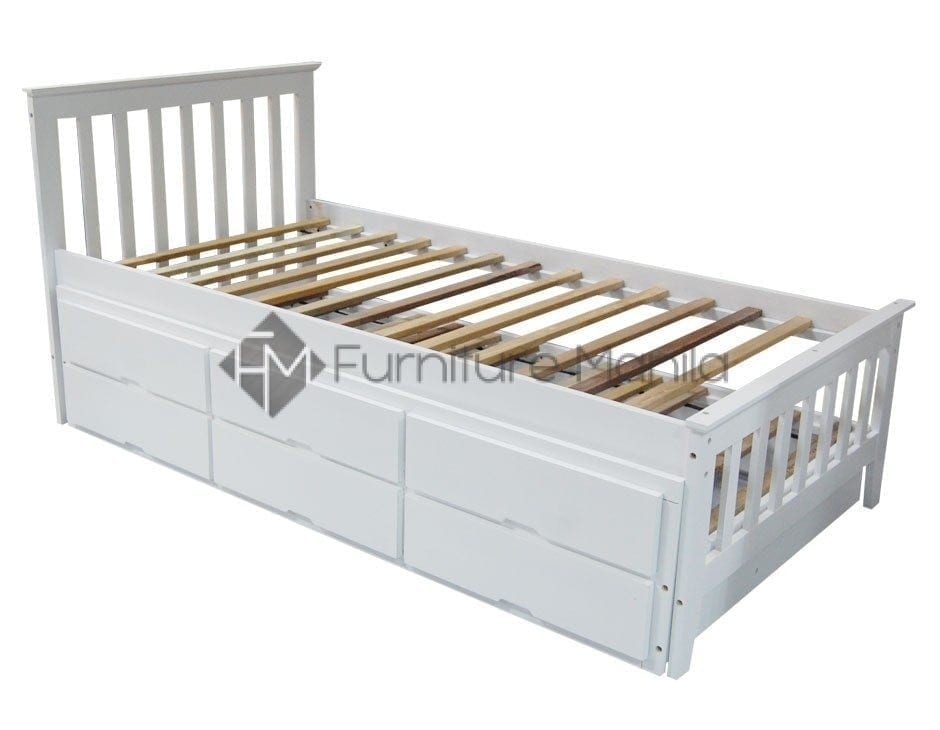 Galvin Trundle Bed | Home & Office Furniture Philippines