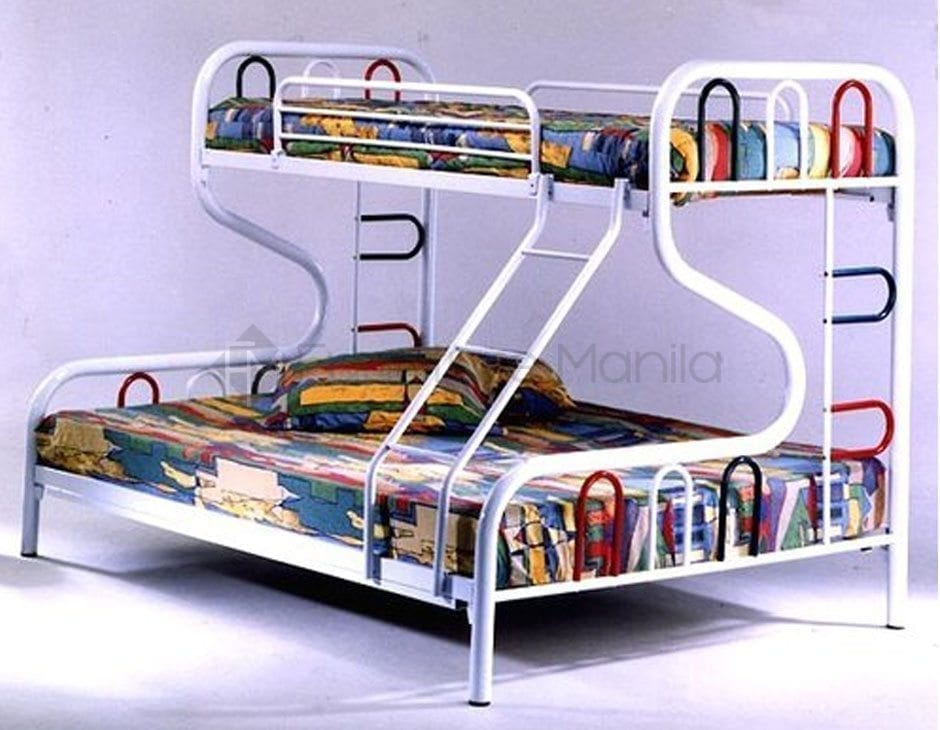 Hf2828 r type bunk bed home office furniture philippines Bed mattress types