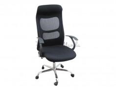 011 mesh office chair hi back metal leg