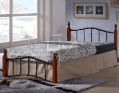 13888 Wooden Post Bed Frame