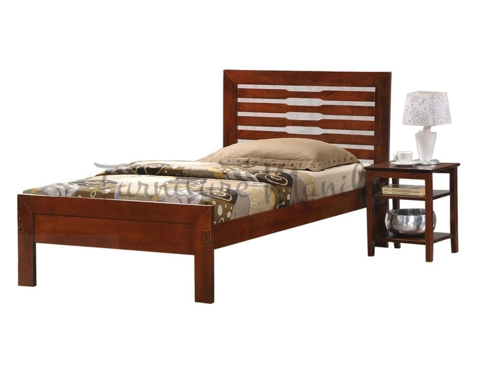 Julian Wooden Bed Frame Home Office Furniture Philippines