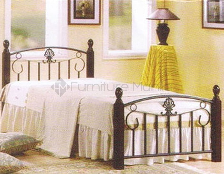 Watson Wooden Post Bed Frame   Home & Office Furniture Philippines