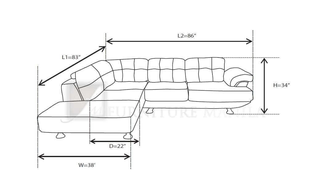 MHL 002 BELARUS L-SHAPED SOFA DIMENSION_1