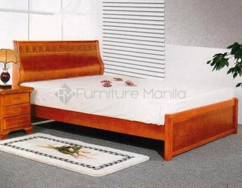 953-WOODEN-BED-FRAME