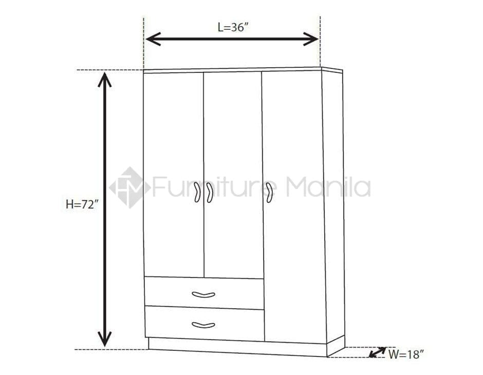 362 Wardrobe Home Amp Office Furniture Philippines