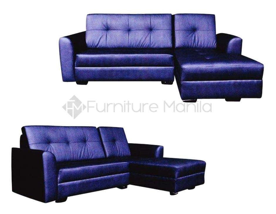 Alba L-Shaped Sofa