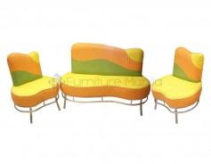 Aquiel Sofa Set