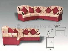 Francine Corner Sofa