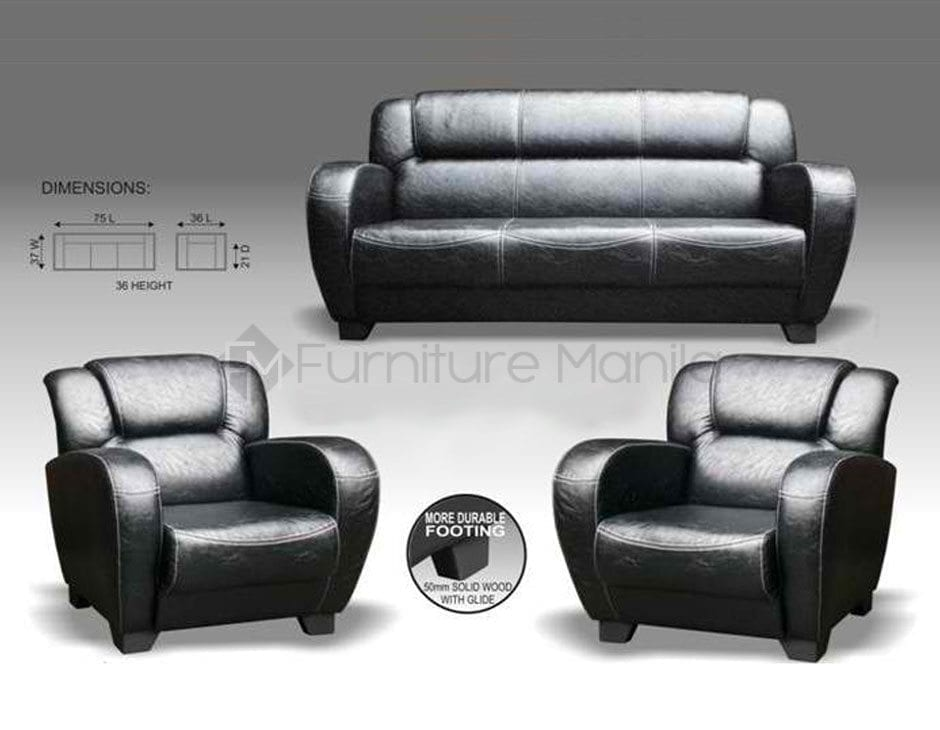 MHL 0017 Qatar Sofa Set