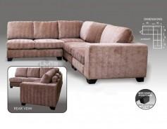 MHL 0021 Uruguay L-Shaped Sofa