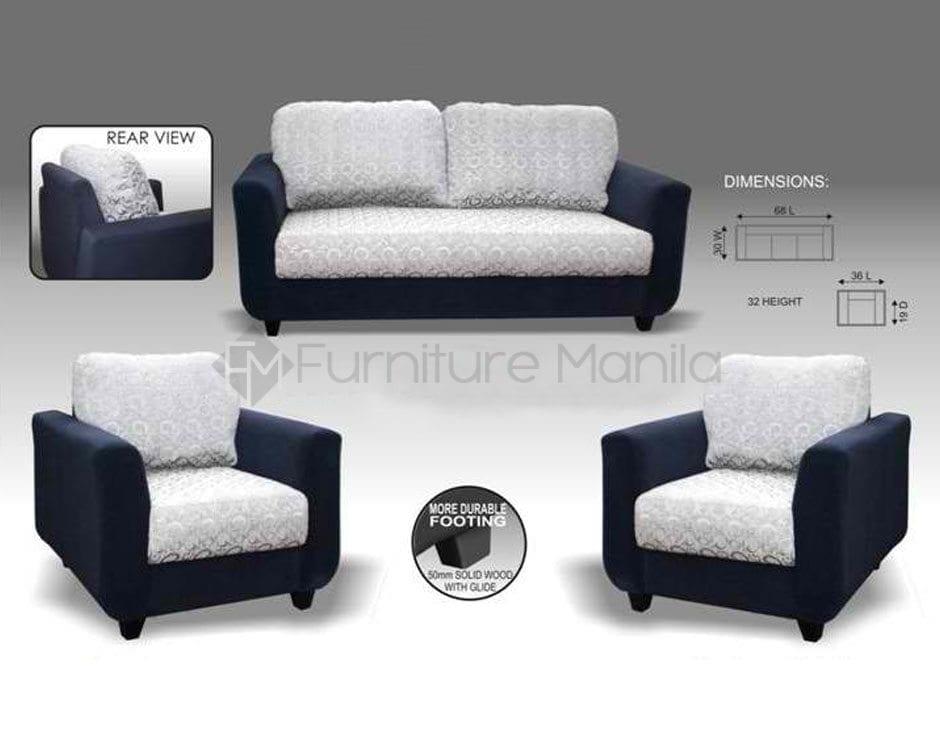 MHL 0024 Venezuela Sofa Set