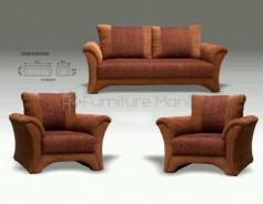 MHL 0027 Albania Sofa Set