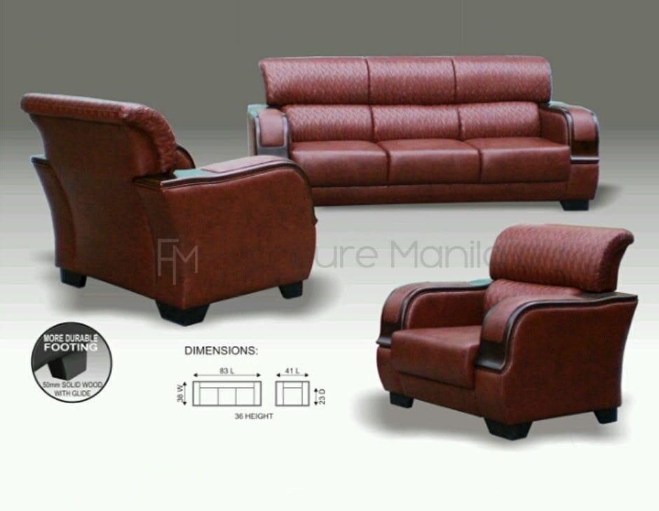 Mhl 003 Canada Sofa Set Home Office Furniture Philippines