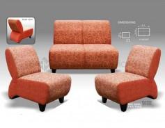 MHL 0033 Georgia Sofa Set