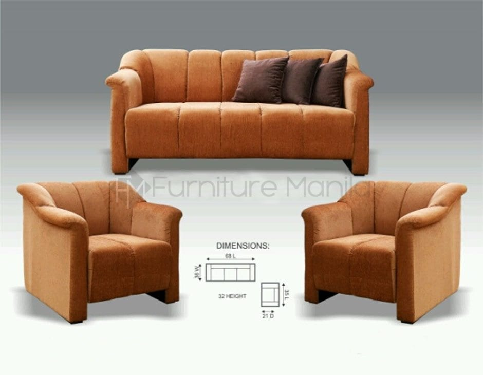 MHL 0035 Iceland Sofa Set