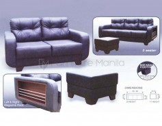 MHL 0036 Jamaica 23-Seater Sofa with Stool