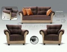 MHL 0045 Singapore Sofa Set