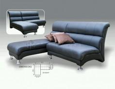 MHL 0049 West Bank L-Shaped Sofa