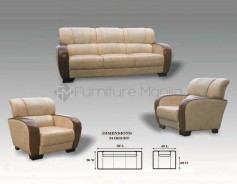 MHL 0055 Martinique Sofa Set