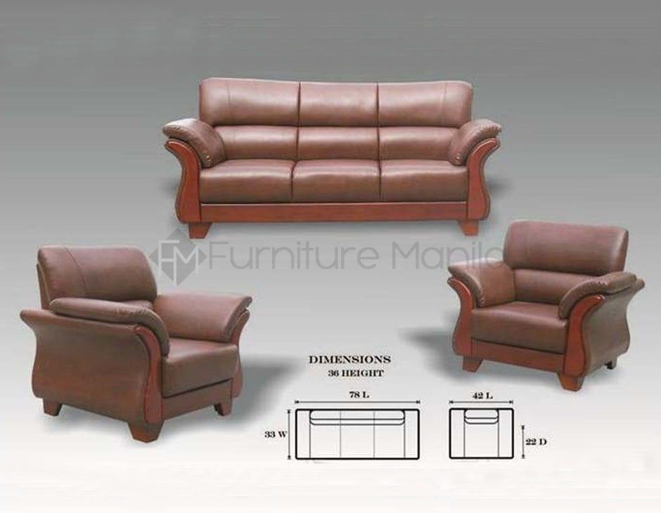 Mhl 0062 Botswana Sofa Set Home Office Furniture