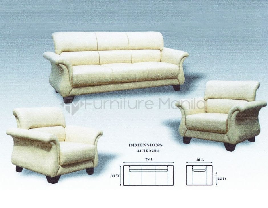 MHL 0063 Comoros Sofa Set