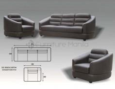 MHL 0065 America Samoa Sofa Set 311