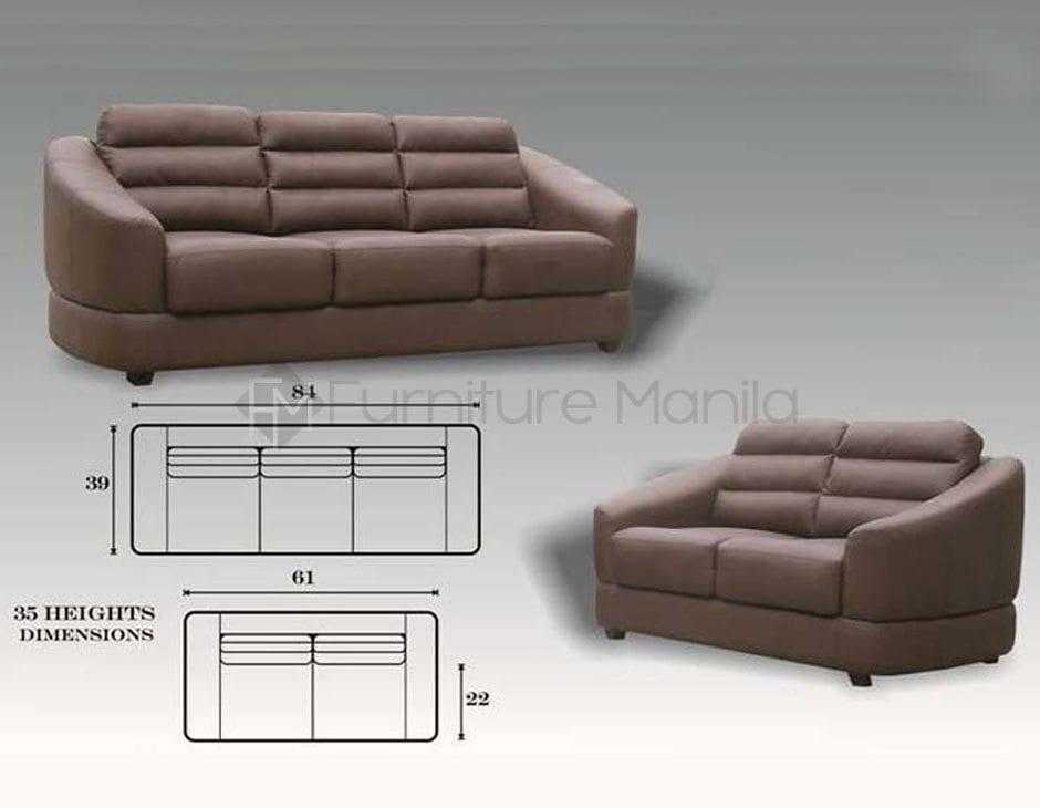 MHL 0065 America Samoa Sofa Set 32
