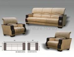 MHL 0077 Marshall Island Sofa Set