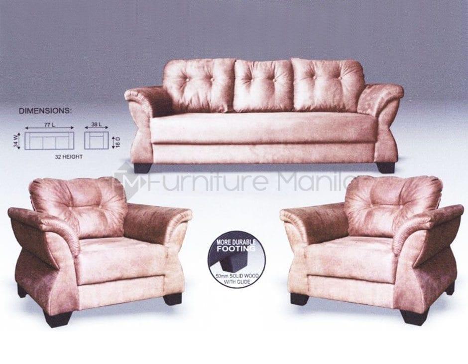 MHL 008 Haiti Sofa Set
