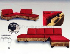 Maricris L-Shaped Sofa