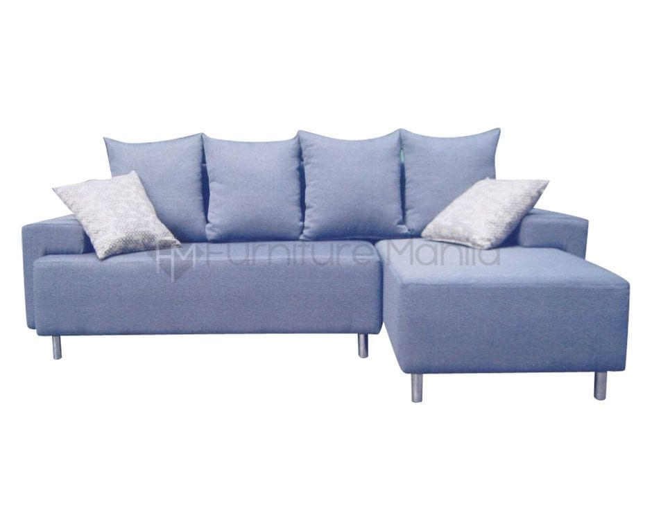 Platinum l shaped sofa home office furniture philippines Home furniture laguna philippines