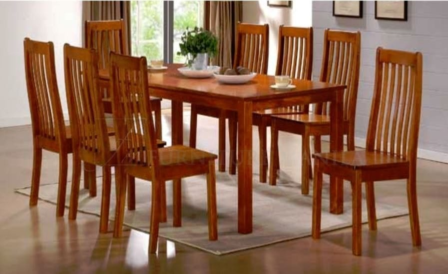 RYMAN_SALLY DINING SET 8-SEATER