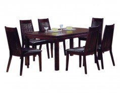 herbert dining set 6 seater