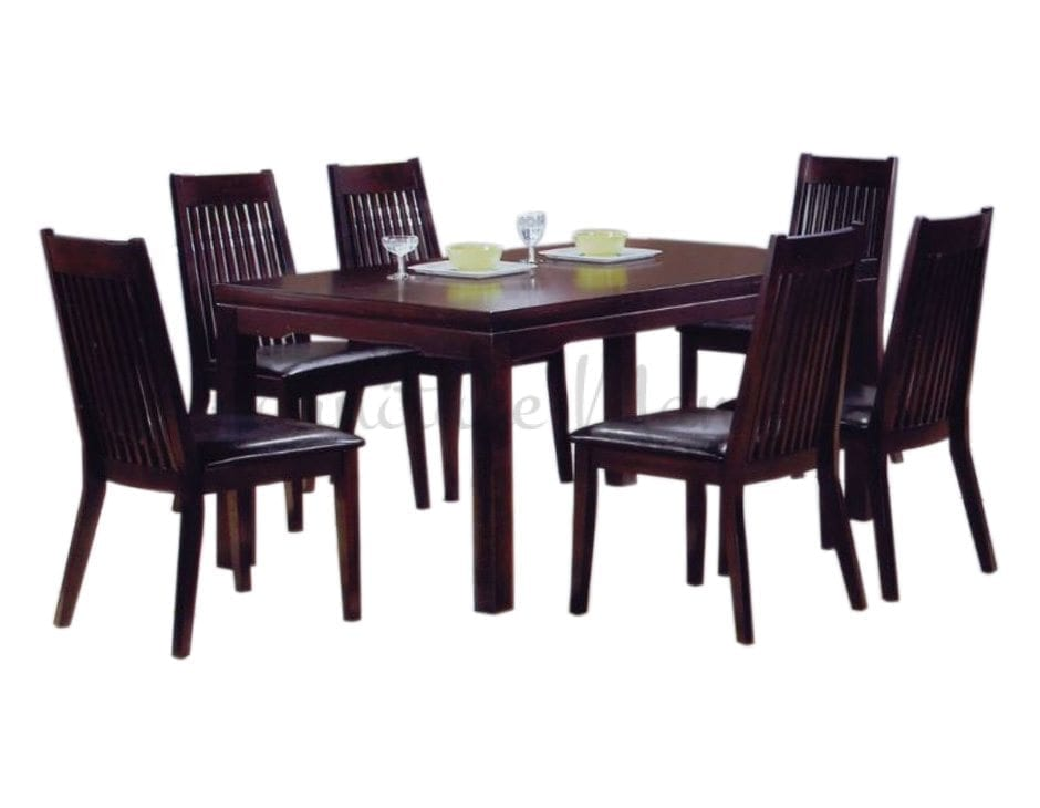 herbert dining set 6 seater
