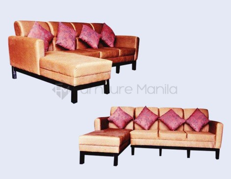 Agua L-Shaped Sofa