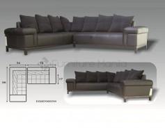 Archer L-Shaped Sofa