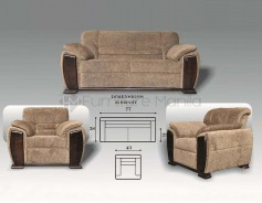 Brooklyn Sofa Set