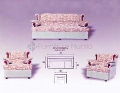 California Sofa Set