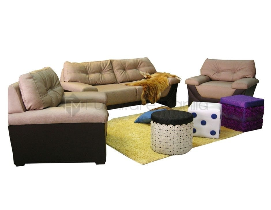 Carlos Sofa Set Home Office Furniture Philippines
