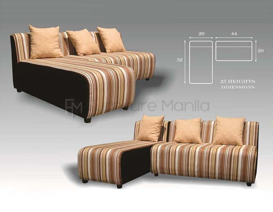 Chin Chin L Shaped Sofa Home Amp Office Furniture Philippines