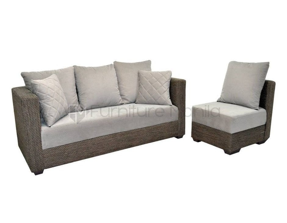 Cromatica sofa set home office furniture philippines Home furniture laguna philippines
