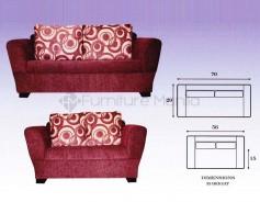 Fleetwood Sofa Set