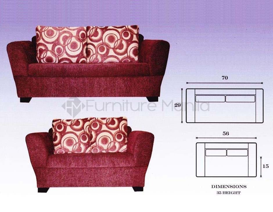 Fleetwood Sofa Set Home Office Furniture Philippines