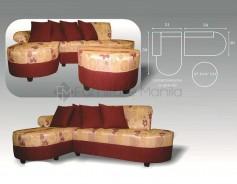 Flojoyner L-Shaped Sofa