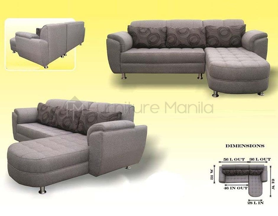 L Shaped Couch Dimensions Cheap Large Size Of Sofas