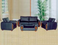 H-655 Leather Sofa Set