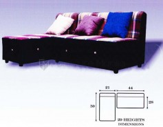 Jhun-Jhun L-Shaped Sofa