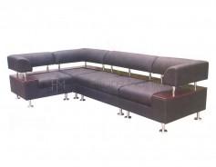 KM102 L-Shaped Sofa