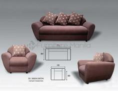 Magna Carta Sofa Set